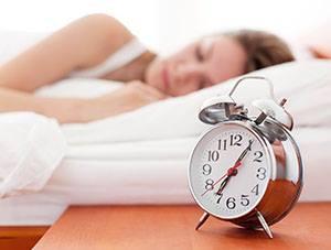 Уверете се, че спите достатъчно