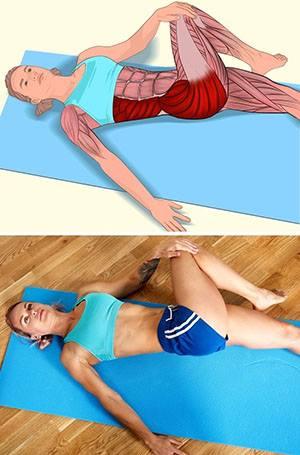 Разтягане на гръбначния стълб