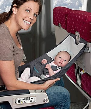 седалка за бебета за самолет
