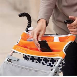 торбичка с цип, специално направена за колички