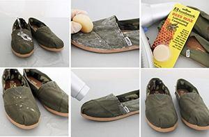 Направете обувките си водоустойчиви с пчелен восък