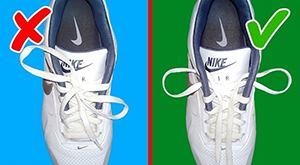 Връзки на обувки