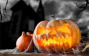 Хелоуин - Вси светии