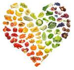 Цветовете на храните