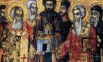 Преп. Мартиниан. Св. Евлогий, архиеп. Александрийски, Преп. Зоя (Живка) и Фотина (Светлана)