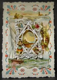 Валентинки от края на 19 век