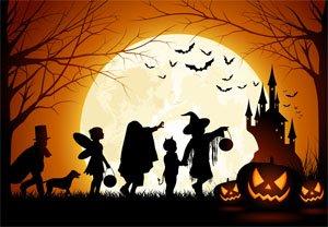 Историята на Хелоуин