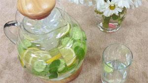 Лимон, краставица и репички стопяват коремните мазнини