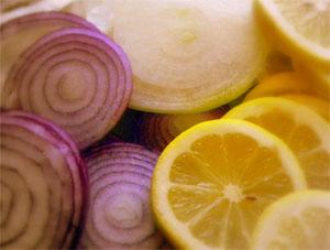 Лук и лимони предпазват от инфаркт и инсулт
