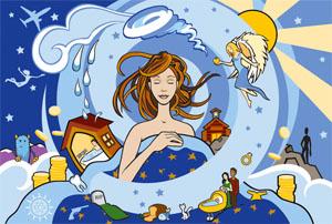 Значение на различните символи в сънищата
