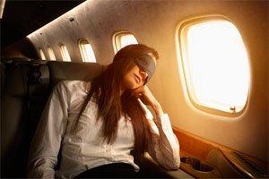 9 Тайни за перфектен сън по-време на полет