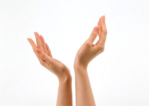 Ръцете в сънищата