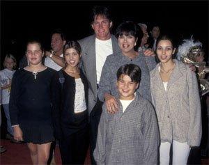 Семейството на Кардашиан, 1995