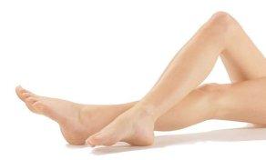 Стъпалата - огледало на тялото