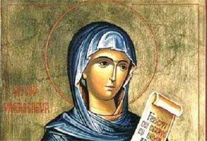 Св. великомъченица Параскева